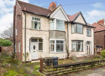 Thumbnail 3 bed semi-detached house for sale in Cranfield Road, Liverpool, Merseyside