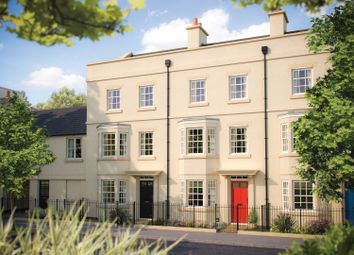 Thumbnail 3 bed end terrace house for sale in The Carswell, Sherford, Plymouth