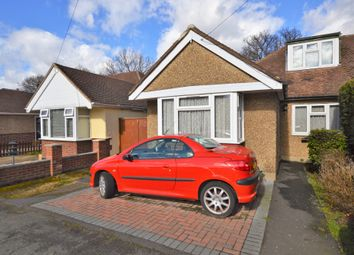 Thumbnail 4 bed semi-detached bungalow for sale in Fairfax Road, Old Woking, Woking, Surrey