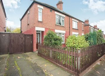 Thumbnail 3 bedroom end terrace house for sale in Bulwer Road, Radford, Coventry, West Midlands