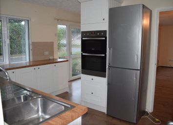 Thumbnail 3 bed bungalow to rent in Caudle Avenue, Suffolk