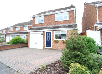 Thumbnail 3 bed detached house for sale in Torc Avenue, Amington, Tamworth