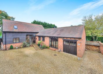 Thumbnail 3 bedroom barn conversion for sale in Tudor Gardens, Steeple Claydon, Buckingham