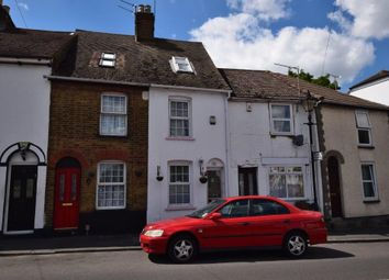 Thumbnail 3 bed terraced house for sale in Church Street, Gillingham