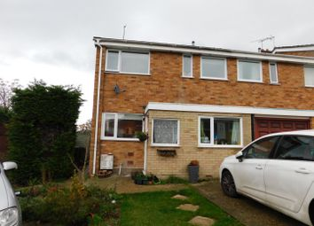 Thumbnail 3 bed end terrace house for sale in Tylers Way, Stowmarket