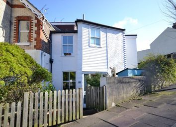 Thumbnail 2 bed semi-detached house for sale in Bernard Road, Brighton