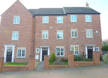 Thumbnail 4 bed town house to rent in Torr Drive, Eastham, Wirral