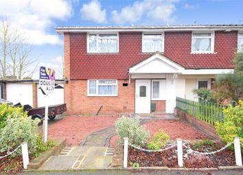 Thumbnail 3 bedroom semi-detached house for sale in Gladstone Road, Buckhurst Hill, Essex