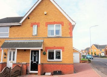 Thumbnail 3 bed semi-detached house for sale in St. Helens Avenue, Tipton