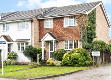 Thumbnail 3 bed end terrace house for sale in Milbourne Lane, Esher, Surrey