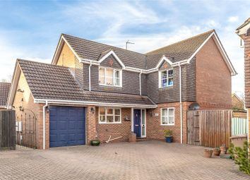 Thumbnail 4 bed detached house for sale in Bristow Road, Cranwell Village