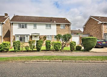 Thumbnail 4 bed detached house for sale in Barnstaple Road, Bedford