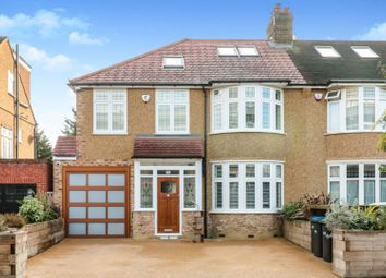 Thumbnail 3 bed semi-detached house for sale in Firtree Walk, Enfield
