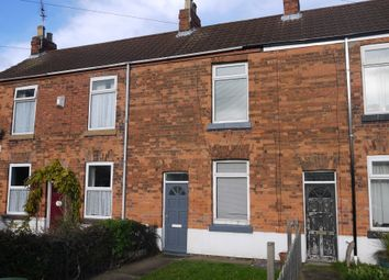 Thumbnail 2 bed terraced house to rent in Woodbine Cottages, Hull