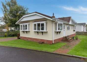 Thumbnail 2 bedroom mobile/park home for sale in Beechtree Park, Denny, Falkirk