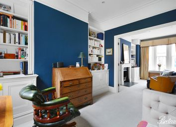 Thumbnail 4 bed terraced house to rent in Warriner Gardens, London
