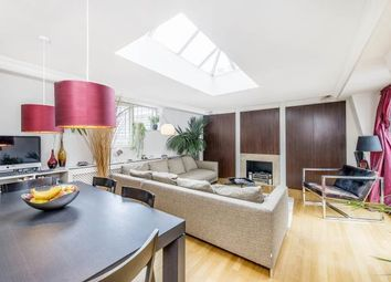 Thumbnail 4 bed flat to rent in Queen's Gate Place, London