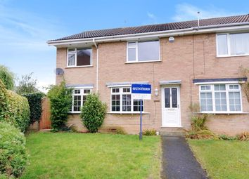 Thumbnail 3 bed end terrace house for sale in Rothbury Close, Harrogate