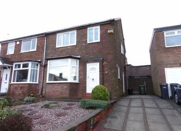 Thumbnail 3 bed semi-detached house for sale in Fairway Avenue, Harwood, Bolton, Greater Manchester