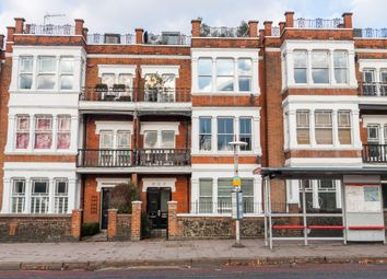 Thumbnail 3 bed flat for sale in Wolverton Mansions, Uxbridge Road, Ealing Common, London