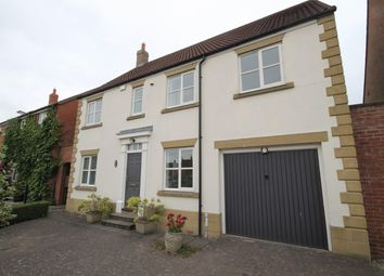 Thumbnail 5 bed detached house to rent in Redmayne Square, Strensall, York