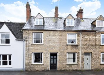 Thumbnail 3 bed terraced house for sale in West End, Witney