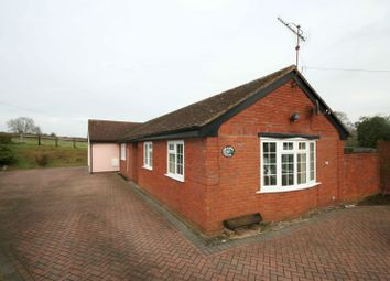 Thumbnail 1 bedroom bungalow to rent in Wadborough Road, Littleworth, Worcester