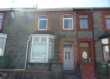 Thumbnail 5 bed terraced house to rent in Oliver Terrace, Treforest, Pontypridd