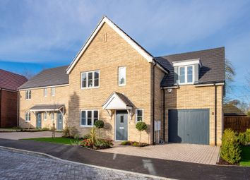Thumbnail 4 bed detached house for sale in Station Road, Foxton, Cambridgeshire