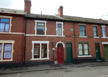 Thumbnail 1 bed detached house to rent in Stanley Street, Derby