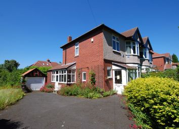 Thumbnail 3 bed semi-detached house for sale in Old Durham Road, Gateshead