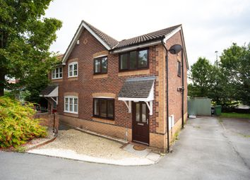Thumbnail 3 bed end terrace house for sale in Lovage Close, Pontprennau, Cardiff