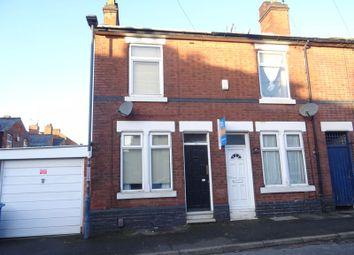 2 bed terraced house to rent in Findern Street, Derby DE22