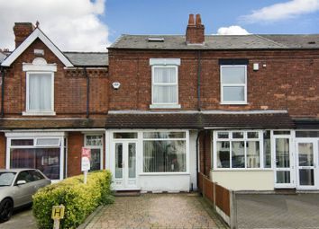 Thumbnail 3 bed terraced house for sale in Jockey Road, Boldmere, Sutton Coldfield