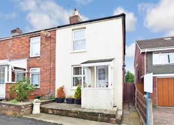 Thumbnail 3 bed end terrace house for sale in Mitchells Road, Haylands, Ryde, Isle Of Wight