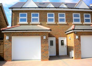 Thumbnail 4 bed semi-detached house for sale in Hughes Road, Ashford