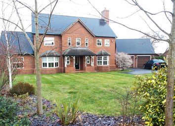 Thumbnail 5 bedroom detached house to rent in Kingsdown Close, Wychwood Park, Weston, Crewe