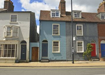 Thumbnail 3 bed end terrace house for sale in Southampton Road, Lymington
