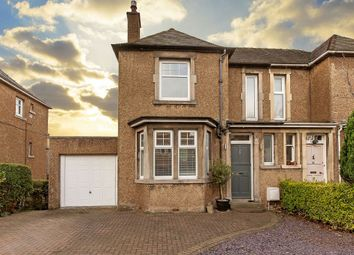Thumbnail 3 bed semi-detached house for sale in 38 Corstorphine Hill Avenue, Corstorphine