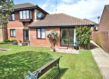 Thumbnail 1 bed semi-detached bungalow for sale in Silfield Gardens, Hunstanton