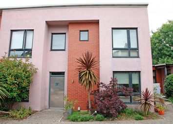 Thumbnail 2 bed end terrace house for sale in Redwing Mews, London, London