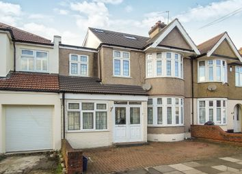 Thumbnail 6 bedroom terraced house for sale in Meadway, Ilford