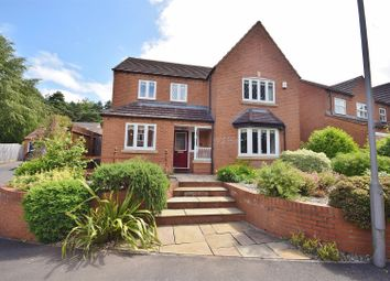 Thumbnail 4 bed detached house for sale in Pines Way, Harlow Wood, Mansfield