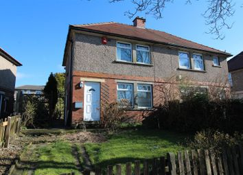 Thumbnail 2 bed semi-detached house for sale in Swain House Crescent, Bradford