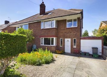 Thumbnail 5 bed semi-detached house for sale in Armscroft Crescent, Longlevens, Gloucester