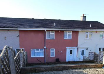 Thumbnail 3 bed terraced house for sale in Dorchester Ave, Whitleigh, Plymouth