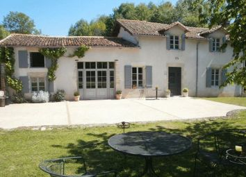 Thumbnail 6 bed country house for sale in Alloue, France