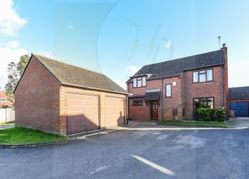 Thumbnail 4 bed detached house for sale in Marchwood, Southampton
