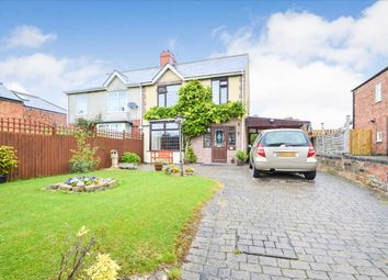 Thumbnail 3 bed semi-detached house for sale in Main Street, Willoughby On The Wolds, Loughborough