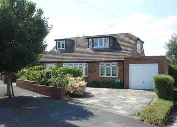 Thumbnail 4 bed detached bungalow for sale in Sunnybank Road, Potters Bar